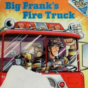 fire truck books