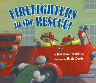 books about firefighters