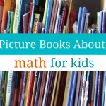 Books About Math For Kids &  Scholastic Giveaway
