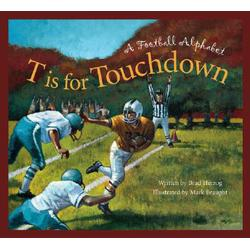t is for touchdown