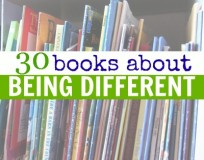 30 boks about being different