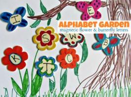 Alphabet Garden – Alphabet For Starters