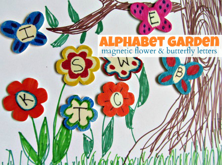 alphabet activities for kids