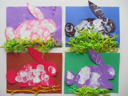 kids crafts for easter