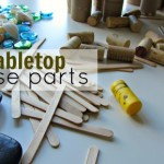 loose parts no time for flash cards