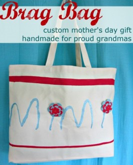Grandma's Brag Bag – Mother's Day Gift
