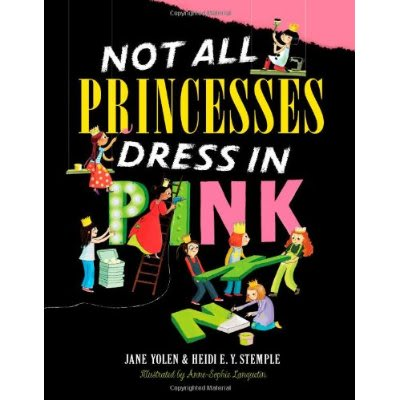 NotAllPrincessDressInPink