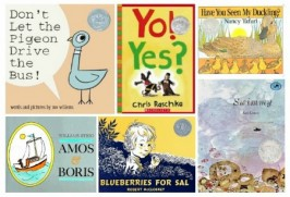 Caldecott Honors Books & A Chance To Win From Scholastic