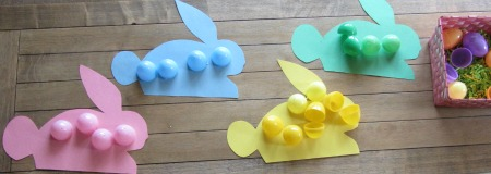 easter activity for toddlers
