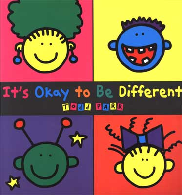 Books About Being Different Being Yourself