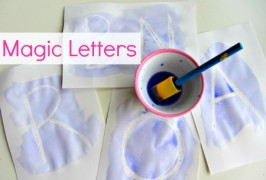 Alphabet For Starters – Magic Letters