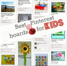 Best Pinterest Boards For Kids