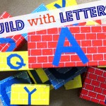 Build With Letters – Alphabet For Starters