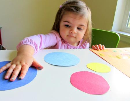 shape craft for kids