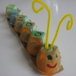 classic egg carton craft