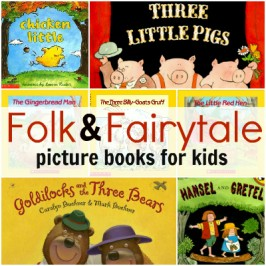 Folk & Fairytale Books from Scholastic Book Clubs