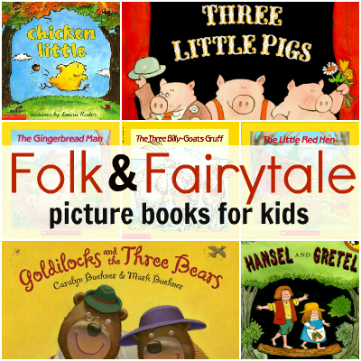 Folk amp Fairytale Books From Scholastic Book Clubs No