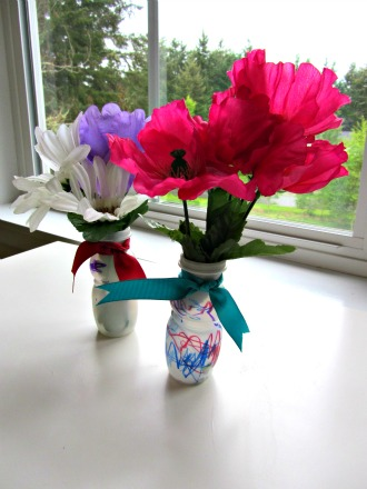 Easy Mother S Day Craft For Kids No Time For Flash Cards
