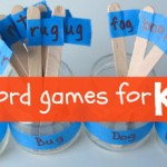10 Word Games For Kids