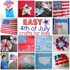 fourth of july kids crafts