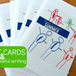 Art Cards & Purposeful Writing