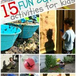 15 Fun Outdoor Activities For Kids