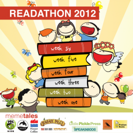 Summer Reading Challenge & MeMeTales Readathon