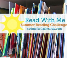 summer reading challenge button