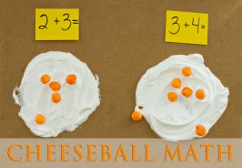 Cheeseball Math