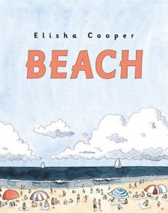 kids books about the beach