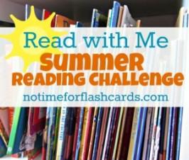 Summer Reading Challenge – Half way to 25K!