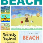 13 Books About The Beach For Kids