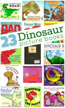 Dinosaur Picture Books