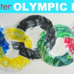 Coffee Filter Olympic Rings