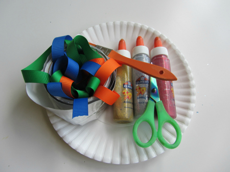 easy olympic craft