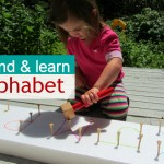 Pound & Learn Alphabet  – Alphabet For Starters
