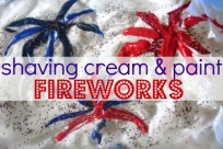 4th of july sensory activity for kids