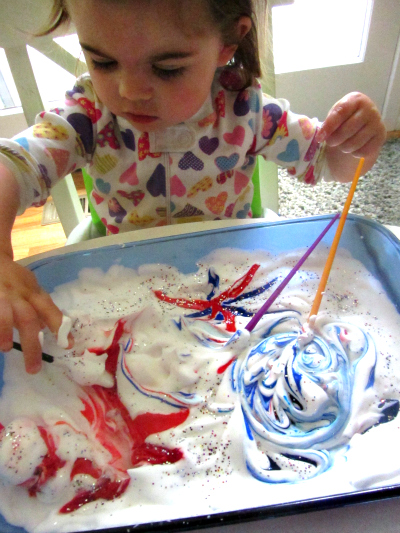 sensory activities for preschool simple patriotic sensory activity no time for flash cards 568