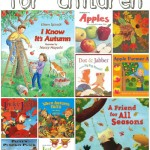 15 Books About Fall For Kids