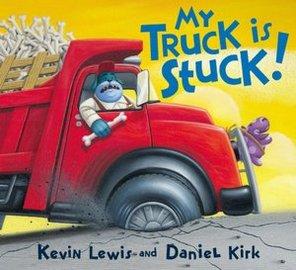 My trucks is stuck