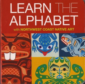 Northwest Coast Learn the Alphabet cover