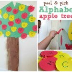 Alphabet Apple Tree