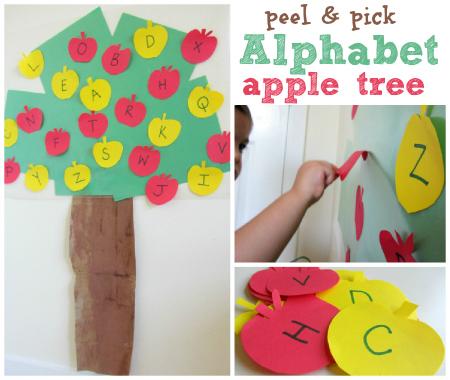 foto de Alphabet Apple Tree - Letter Activity