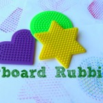 Pegboard Rubbings