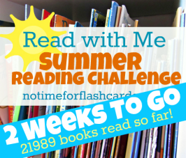 Summer Reading Challenge - Read and Win