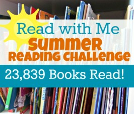 Summer Reading Challenge last week - Read and Win