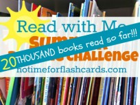 Summer Reading Challenge - notimeforflashcards