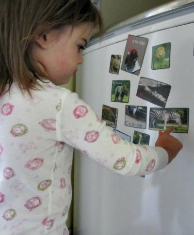 toddler alphabet activity