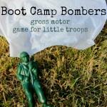 Boot Camp Bombers – Gross Motor Activity