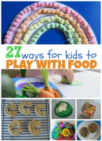food activities for kids